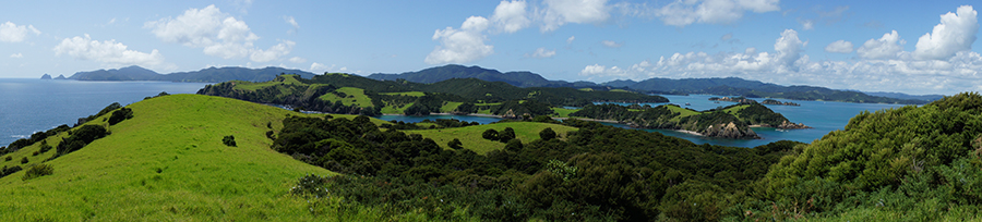 Bay of Islands - Zatoka 150 wysp