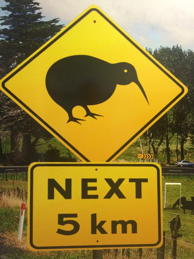 Znak Kiwi