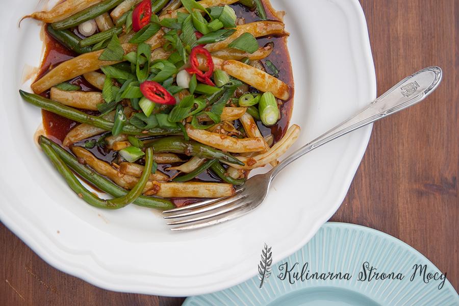 fasola-szparagowa-w-sosie-ostrygowym-