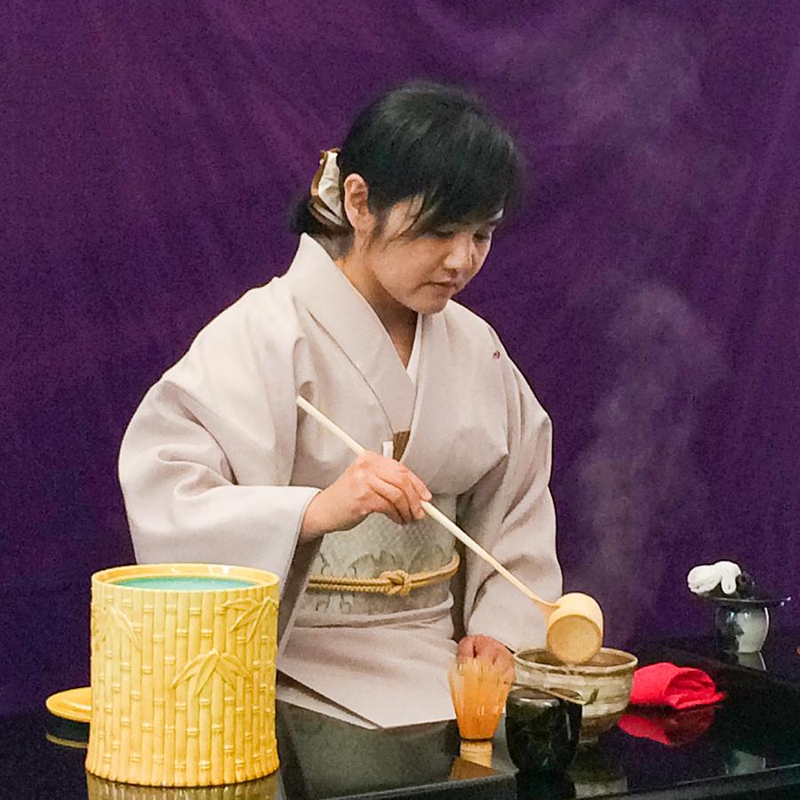 ceremonia parzenia herbaty