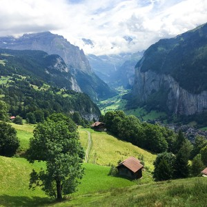 Eiger Ultra Trail okiem supportera