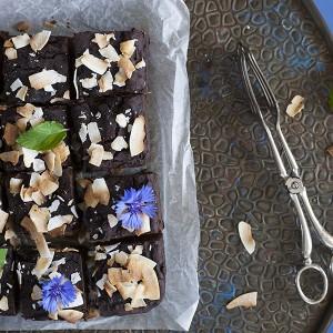 Tajemnicze brownie i przebieranki