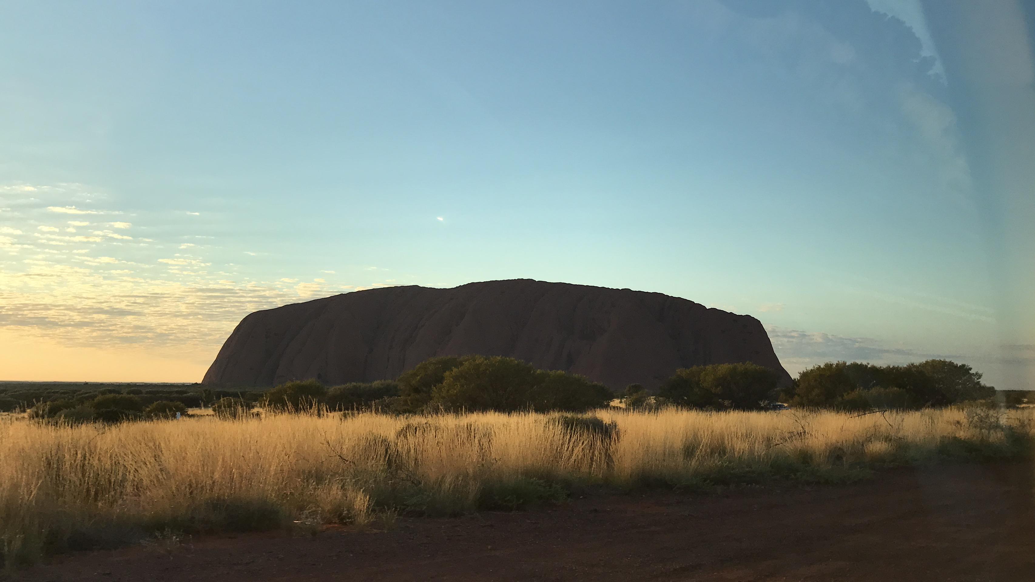 australia czywarto, ayers rock, uluru