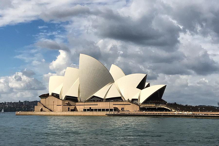 australia czywarto, sydney, opera