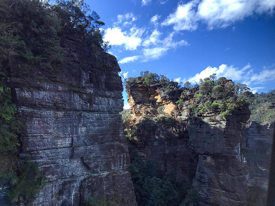 australia czywarto, blue mountain