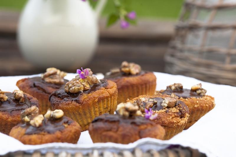 bezglutenowe muffiny dyniowe, muffiny dyniowe, muffiny bezglutenowe, muffiny z dyni