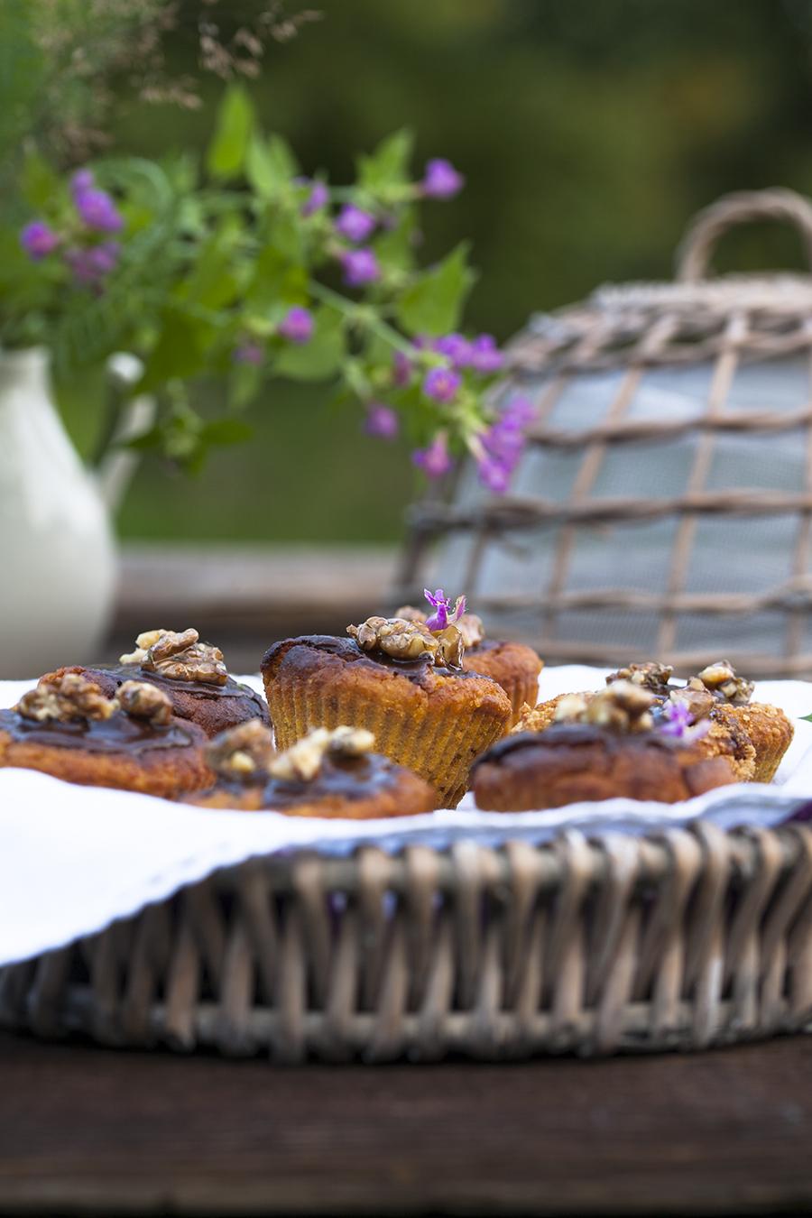 bezglutenowe muffiny dyniowe, muffiny dyniowe, muffiny bezglutenowe, muffiny zdyni