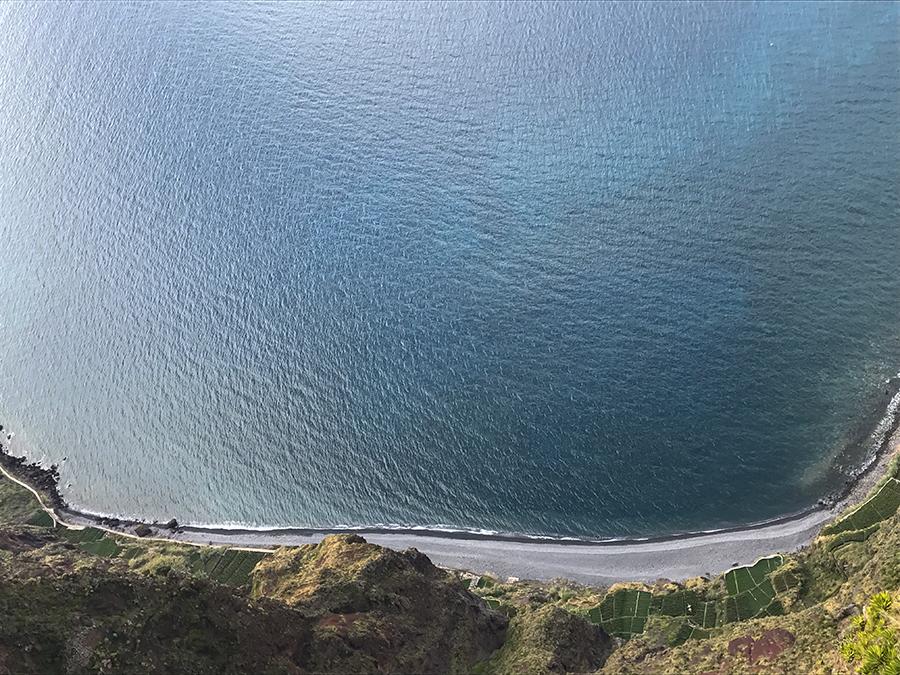 Cabo Girao, Madera