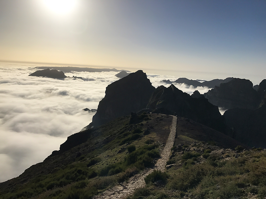 Pico de Areiro 11 rzeczy, które trzeba zrobić naMaderze,