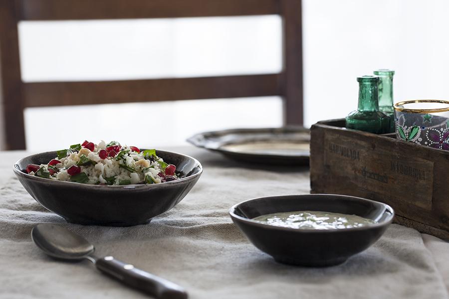 sałatka marokańska, sałatka z kalafiora, GoodFood