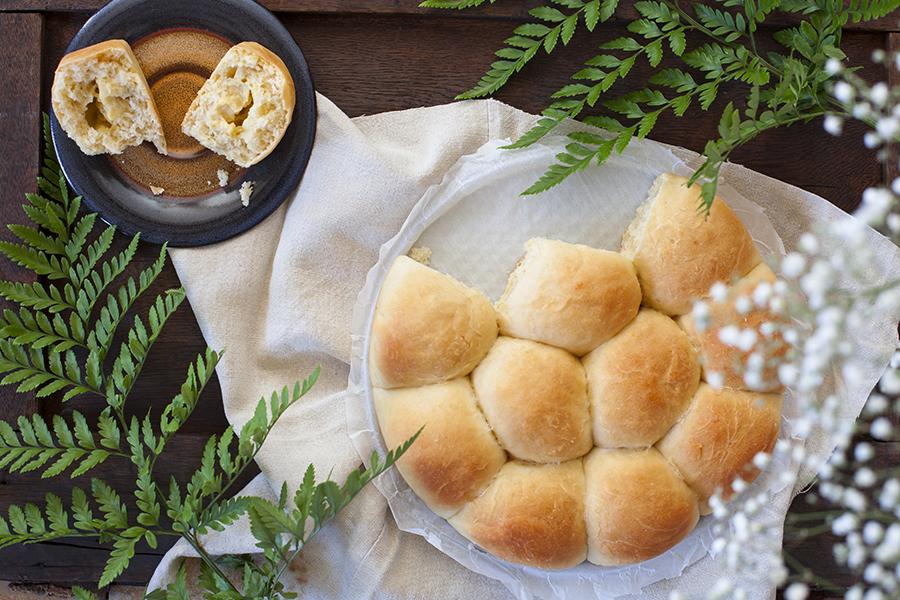 brioszki, brioszki z kremem waniliowym, Moje Gotowanie, gazety kulinarne