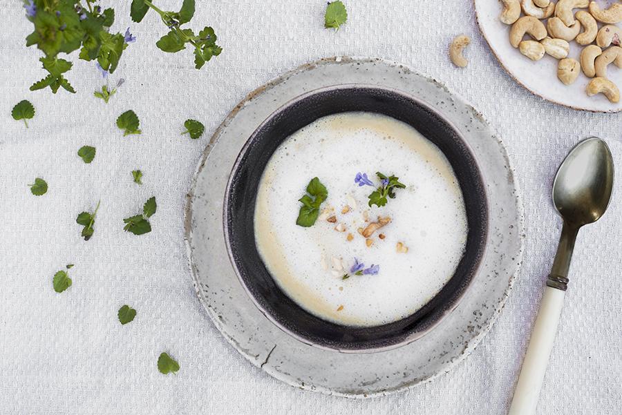 zupa z białych szparagów, zupa szparagowa, szparagi
