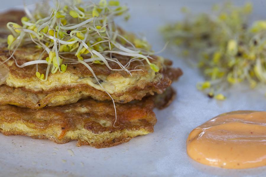 omlety zkimchi